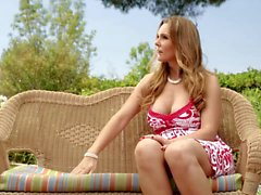 Tanya Tate and Katerina Kay at Mommy's Girl