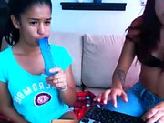 Amateur Teen on Webcam