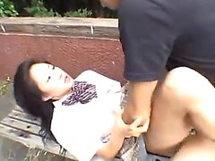 Japan Public Sex Asian Teens Exposed Outdoor vid23
