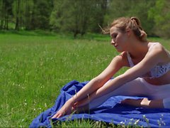 Yoga with Alexis Crystal - Free - xczech (2016)