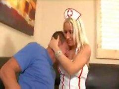 Sammie spades busty nurse