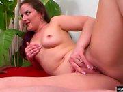 Caroline Pierce teaches teen Nikki Vixon how to take a...