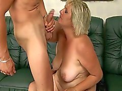 Hey my grandma is a whore and big young cocks are her favorite