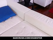DadCrush - Teen Fucked By Stepdad For Cash