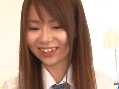 Naosima Ai schoolgirl in heats tries teacher?