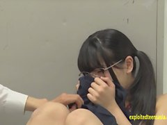 Jav Idol Teen Curious About Boys She Gets Bukkake Face And Fucked On A Desk Excellent Scene