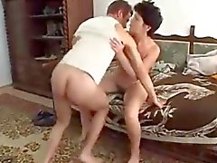 Mature woman and young boy (9)