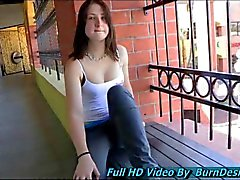 Veronika adorable teen schoolgirl