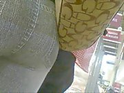 HIDDEN CAM YOUNG ADULT TIGHT JEANS m52