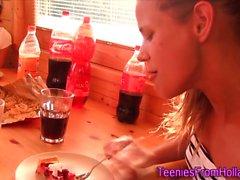 Dutch lesbian teen group