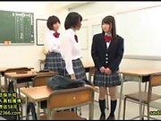 Beauty Japanese Teen Fingering Hairy Pussy