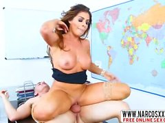 Charming Daddies Lil Princess Nikki Capone In Stockings Teacher