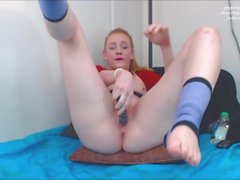 TEEN ANAL SQUIRTING: Over and Over and Over