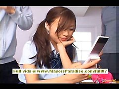 Koisaya Naughty Chinese girl is fucked in all positions