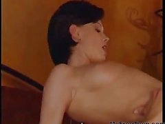 Young And Cute Babe Fucked In Ass