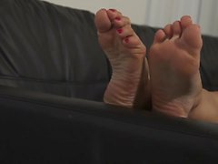 Akikois Little Nice Western Feet Two - 4k