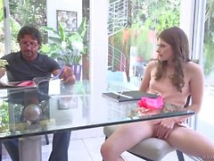 Alice March Fucks Her Stepdad