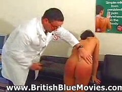 British Spanking - Andrea Nadia Spinks