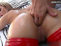 Hot gf analsex