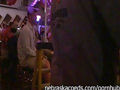 Wet T-Shirt Contest at Tattoo's and Scars Key West Florida