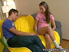 Ivanna looks too innocent to do something like an anal sex tryout, but just wait until you see her in action.