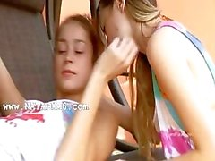 Russian teenies cumming and masturbating