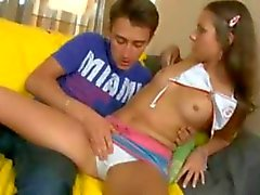 Ivanna looks too innocent to do something like an anal sex tryout, but wait and see her in action