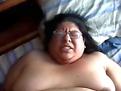 fat used up whore alma smego getting a mercy fuck