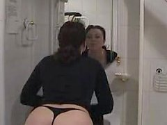Big ass amateur redhead gets fucked by her step son