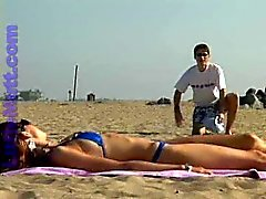 Sophie Strauss - Life's A Beach - Part 1
