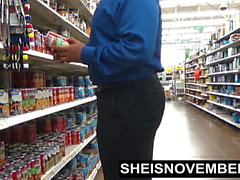 Young Big Ass Black Doggystyle In Walmart Teen Sheisnovember