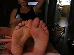 Diamond Hardcore Foot Fetish