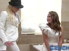 Czech - Young bride changes her mind