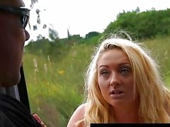 HelplessTeens Keely Jones hitchhike sex
