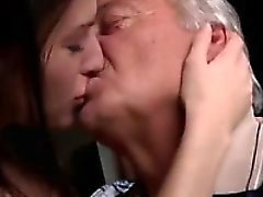 Girl blowjob old and young Cathy seems impressed with his so