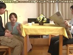 [JAV] Japan TVshow Step mom son