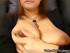 Chichi Asada is an amazing busty part1