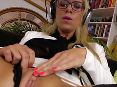 Spex euro drilled by horny old man