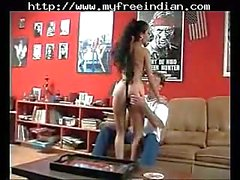 Hairy Indian Teen Analed