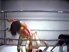 Vintage Mixed Pro Wrestling Beatdown 2 with Vino