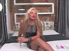 Fancy Persian mature teaches Jordi and friend anal lesson