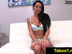 FetishNetwork Sabrina Banks gives stepfather HJ