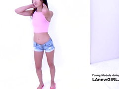 Teen fucked at modeling audition
