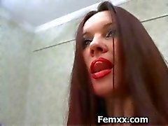 Femdom Girl Fancying Good Pain