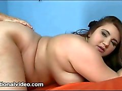 Big Tit Chubby Teen Gets A Big Cock For her 19th Birthday