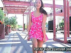 Bailey FTV Shes a tall leggy cute girl with just the right s