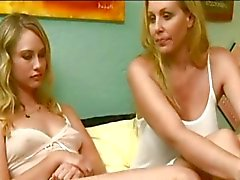 Mature And Teen Blonde