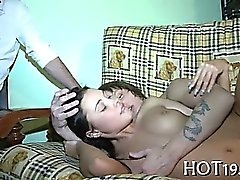 Blow and cock bounding