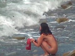 Compilation of real nudists