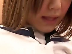 Subtitles - Japanese beauty teen Rin Saotome pumped hard